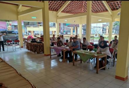 BIMBINGAN TEKNIS UP DATA PENGEMBANGAN SISTEM INFORMASI DESA TAHUN 2019